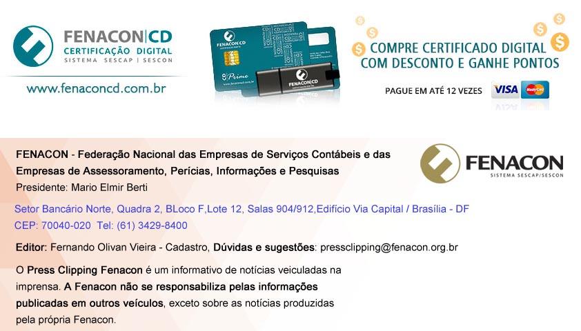 Fenacon CD